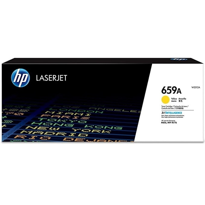 HP 659A Yellow  product