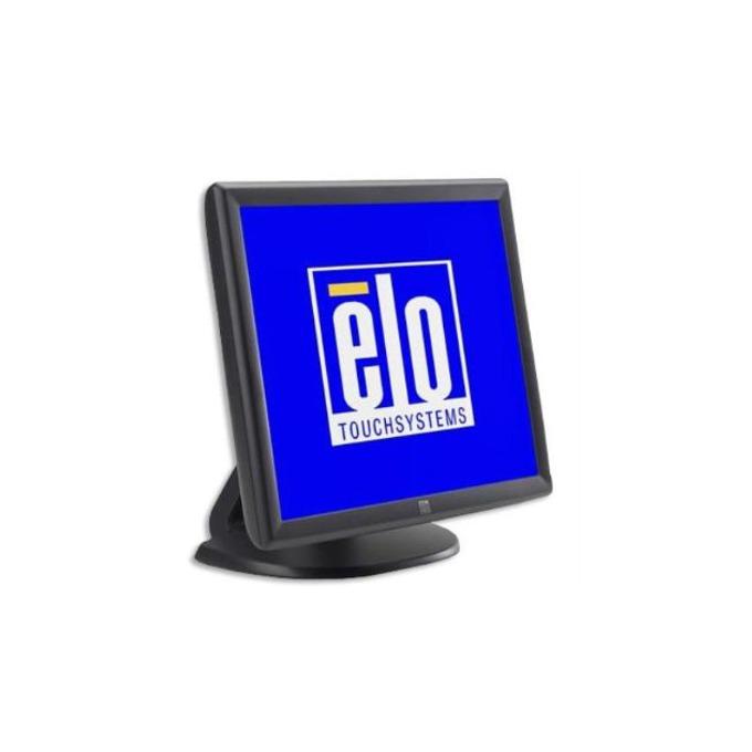 """Монитор 19"""" (48.26 cm) Elo ET1915L-8CWA-1-GY-G (5:4), сензорен LCD монитор, IntelliTouch, стъклено покритие, 270 cd/m2, 5 ms, 800:1, D-Sub, 3г. image"""