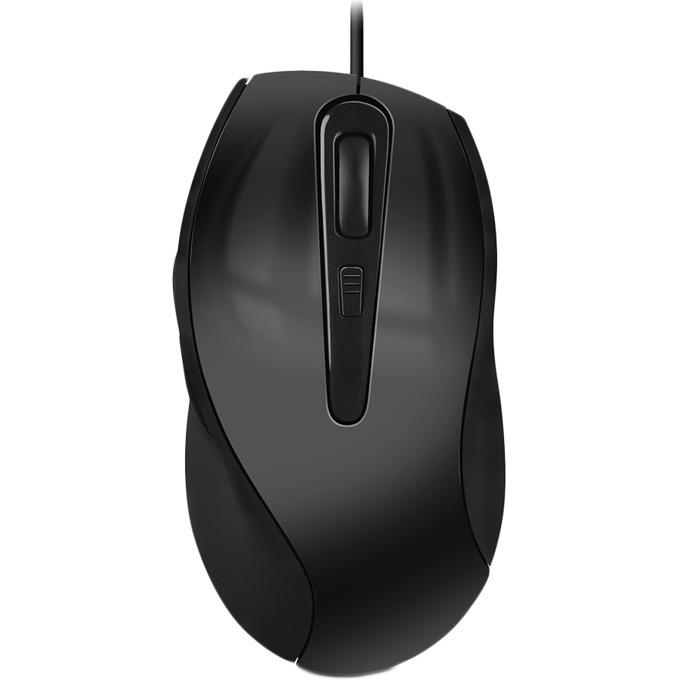 Мишка Speedlink Axon, оптична 2400 dpi, 5 бутона, USB, сива image