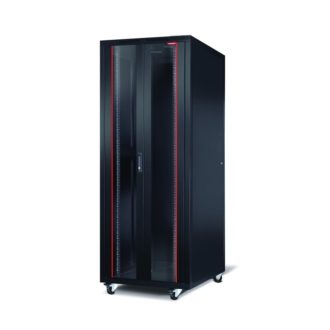 "Комуникационен шкаф Formrack CSM-42U60120, 19"", 42U, 600 x 1000 mm, черен image"