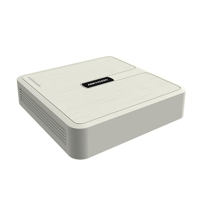 Хибриден видеорекордер HikVision HWD-5108, 8 канала, H.264+/H.264, SATA, 2x USB, 1x RJ-45, 1x RCA, 1x HDMI, 1x VGA image