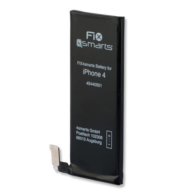 Батерия FIX4smarts (заместител) за iPhone 4 1500mAh/3.7V,(bulk) image