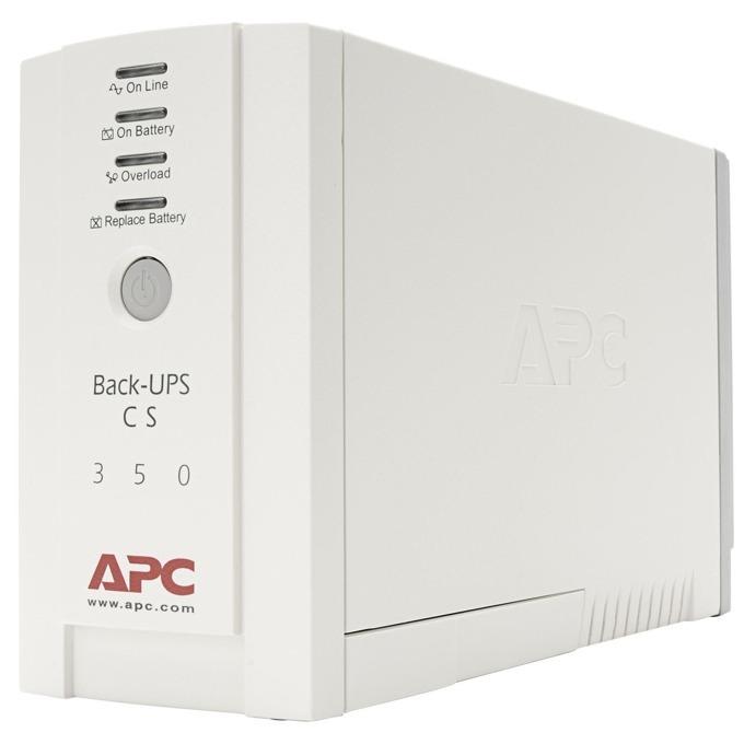 UPS APC Back-UPS, 350VA/210W, OFF Line image