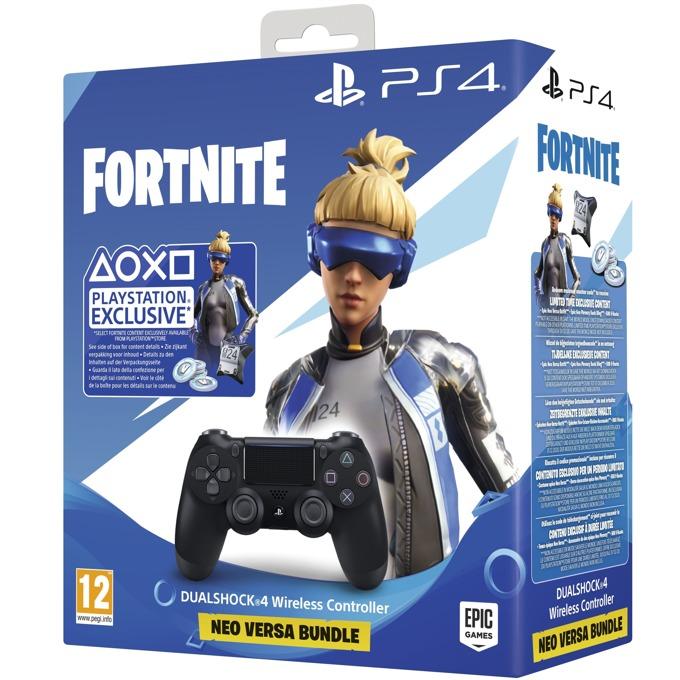 PlayStation DualShock 4 V2 Fortnite Neo Bundle product