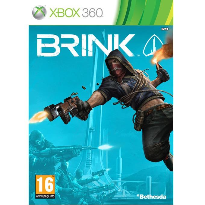 Игра за конзола Brink, за XBOX360 image