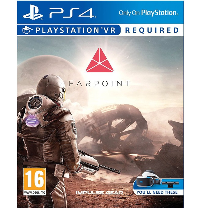Farpoint VR product