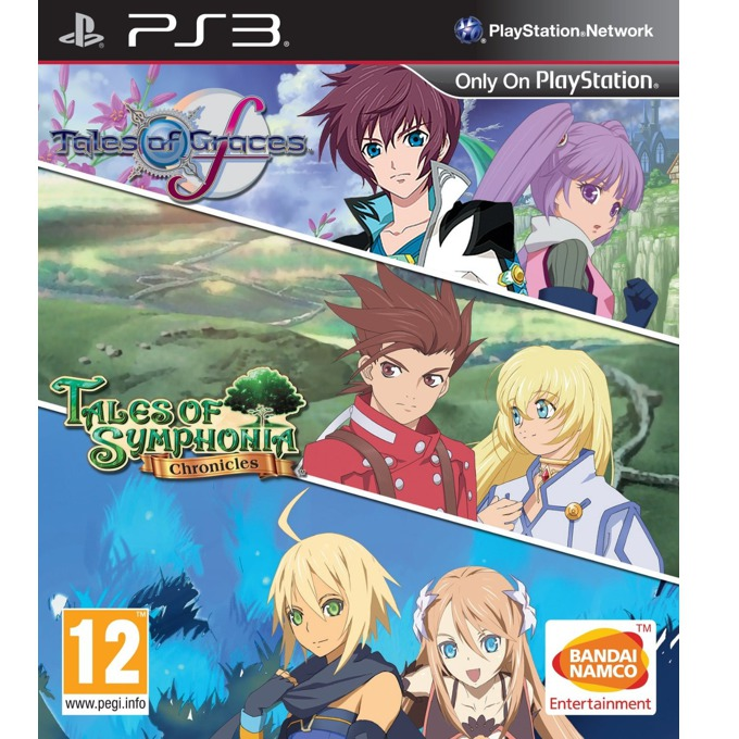 Tales of Graces F/Tales of Symphonia Pack, за PS3 image