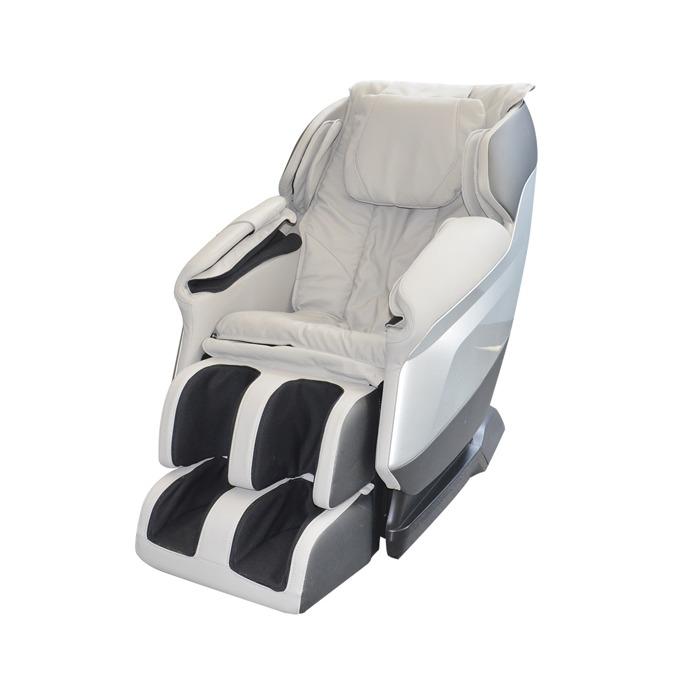 Масажен стол Rexton GJ-6200, 6 режима на масаж, дистанционно управление, бял image