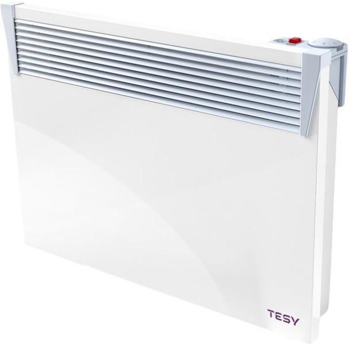 Конвектор Tesy CN03200MIS, механичен терморегулатор, бързо нагряване, безшумна работа, 2000W, бял image