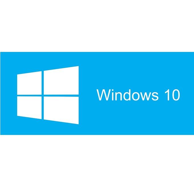 Microsoft Windows 10 Home Get Genuine Kit, 32-bit Английски, Intl 1pk DSP, DVD image