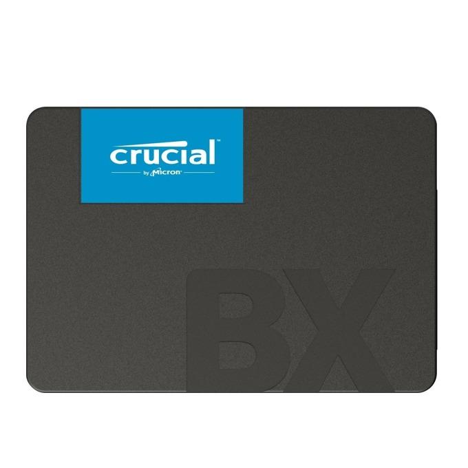 """Памет SSD 2TB, Crucial BX500, SATA 6Gb/s, 2.5""""(6.35 cm), скорост на четене 540 MB/s, скорост на запис 500 MB/s image"""