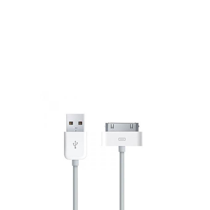 Кабел Digital One SP00053, от USB A(м) към 30 Pin(м), 1m, бял image