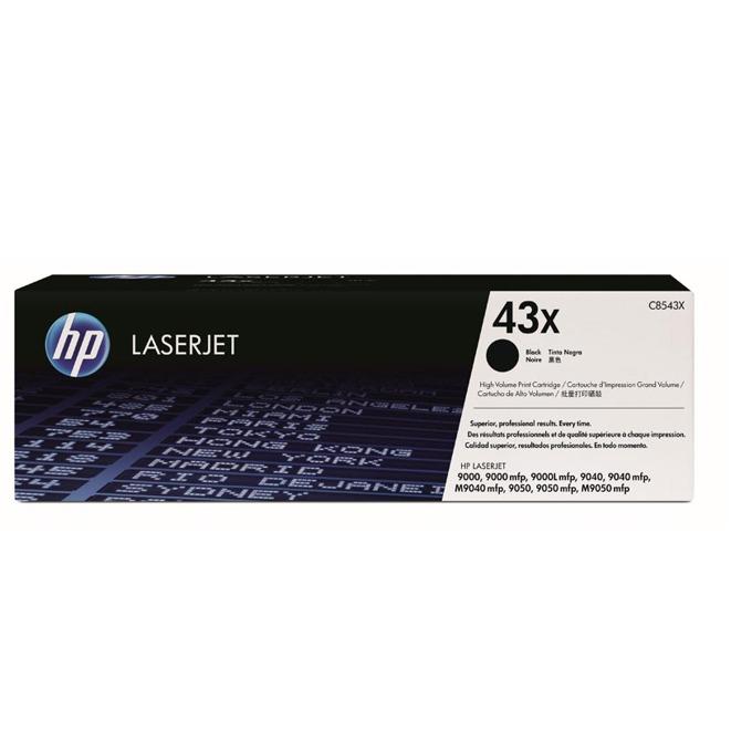 КАСЕТА ЗА HP LASER JET 9000/9050 - P№ C8543X - заб.: 30000k image