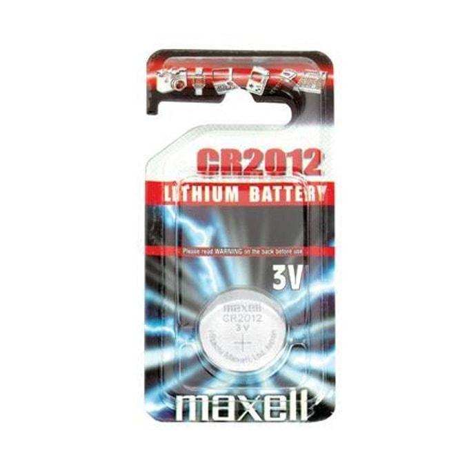 Батерия литиева Maxell CR1220, 3V, 1 бр.  image