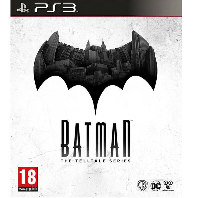 Игра за конзола Batman: The Telltale Series, за PS3 image