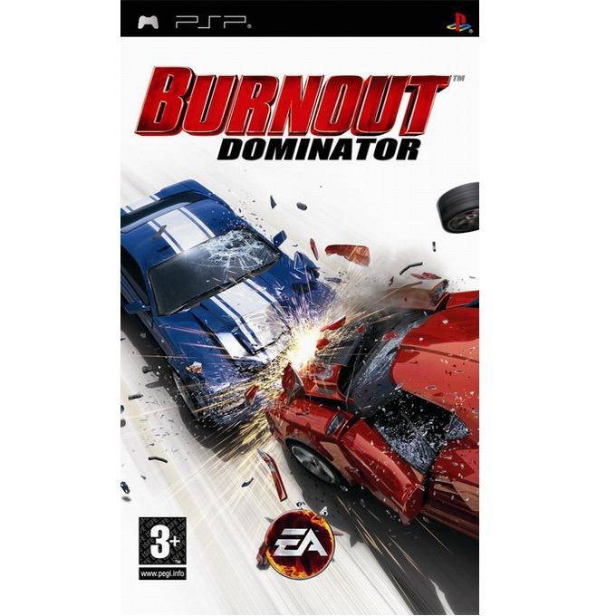 Игра за конзола Burnout Dominator - Platinum, за PSP image
