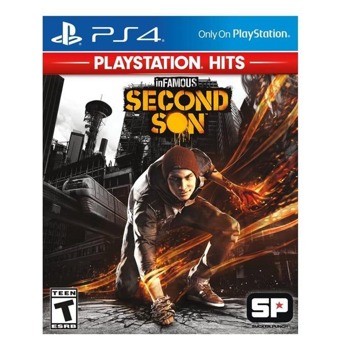 Игра за конзола inFamous: Second Son, за PlayStation 4 image