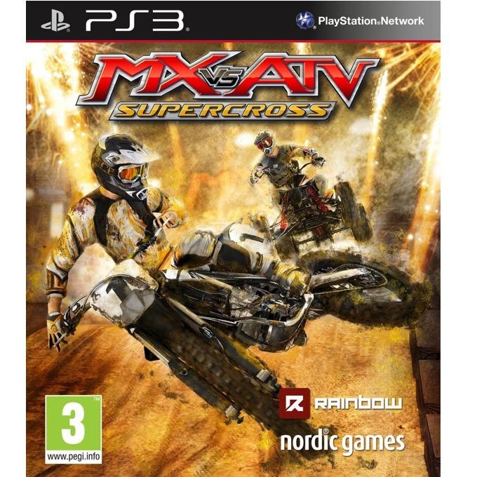 Игра за конзола MX vs ATV: Supercross, за PS3 image