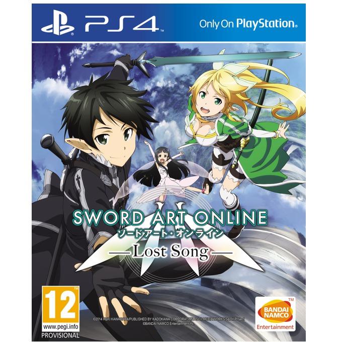 Игра за конзола Sword Art Online: Lost Song, за PS4 image