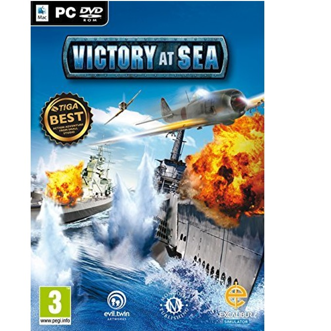 Victory at Sea, за PC image