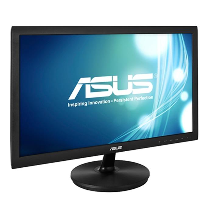 """Монитор 21.5"""" (54.61 cm) Asus VS228DE, FULL HD LED, 5ms, 50 000 000:1, 200cd/m2, черен image"""