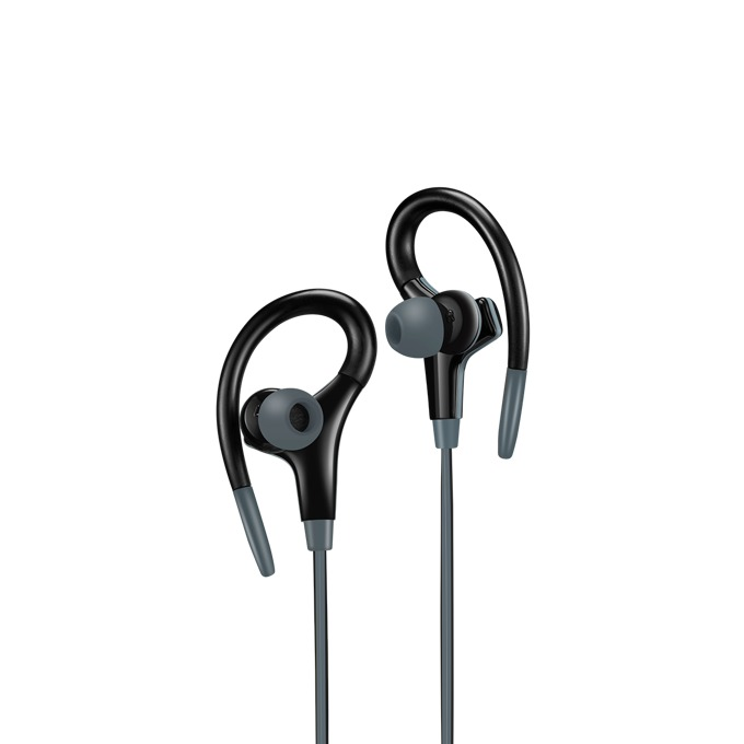 Слушалки Canyon CNS-SEP2B, микрофон, черни/сиви image