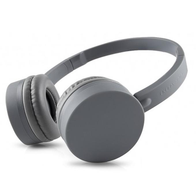 Слушалки ENERGY BT1 BLUETOOTH, микрофон, Bluetooth 3.0, USB, сиви image