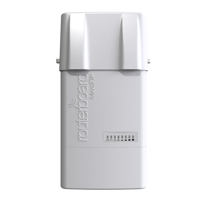 Точка за достъп MikroTik BaseBox 5, 5GHz, Wireless N, 1000mW, mini PCI-E, USB, 1 x 10/100/1000 Ethernet Port image