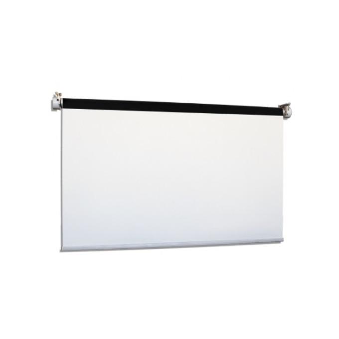 Екран Avers SOLAR PROF 60-45 MWP, електрически екран за стена/таван, Matt White P, 6000 x 4500mm, 4:3, безрамков, 150° зрителен ъгъл image