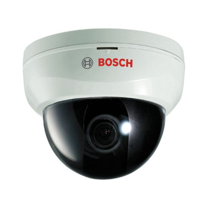 Bosch VDC-250F04-10, Цветна куполна камера, 540TVL, Обектив 3.8mm  image