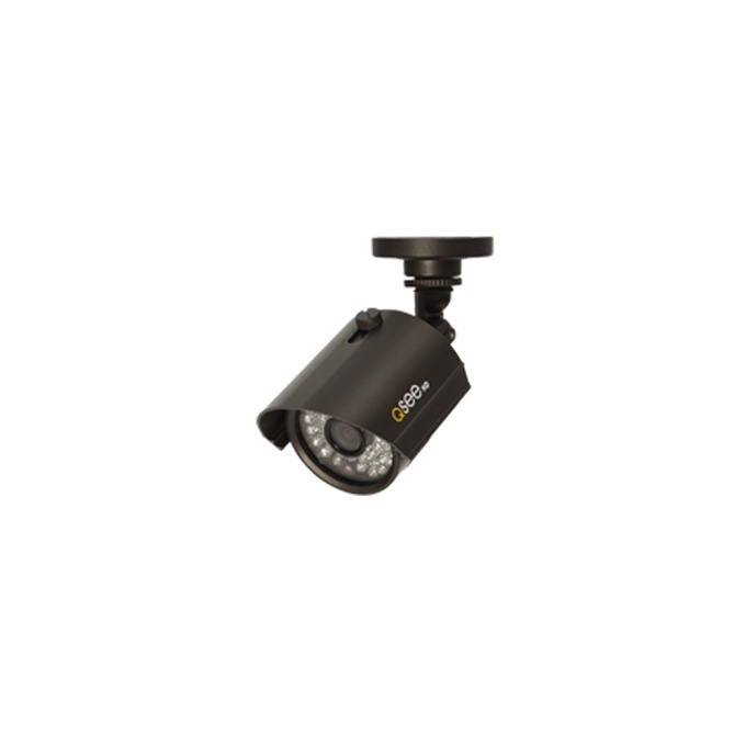 """AHD камера Q-see QH8055B, насочена """"bullet"""", 2 Mpix(1920x1080@25fps), 3.6mm обектив, IR осветеност (до 30 метра), външна, IP66 водоустойчивост image"""