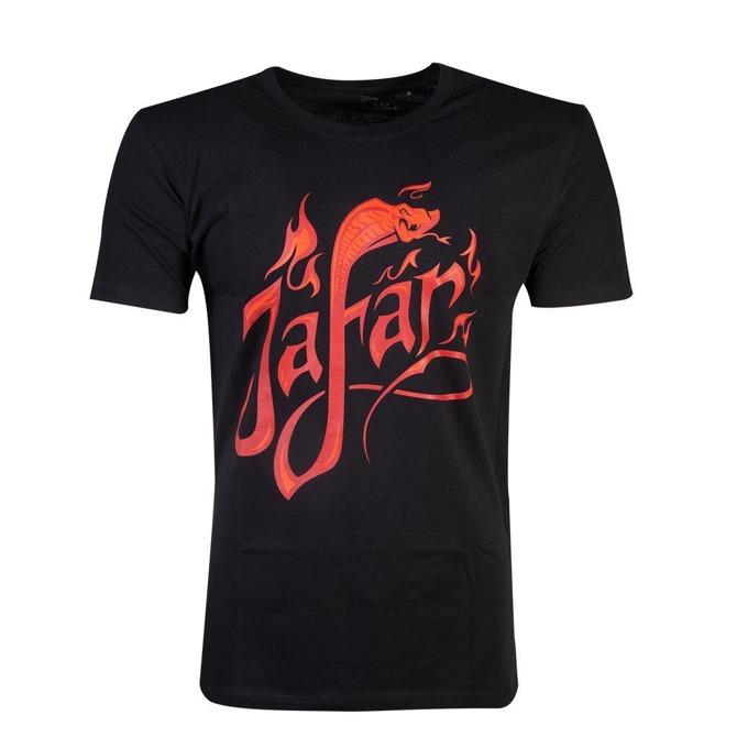 Тениска Bioworld Disney - Aladdin Jafar, размер M, черна image