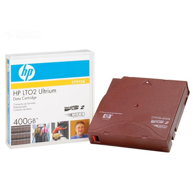 HP LTO2 Ultrium 400 GB Data Cartridge