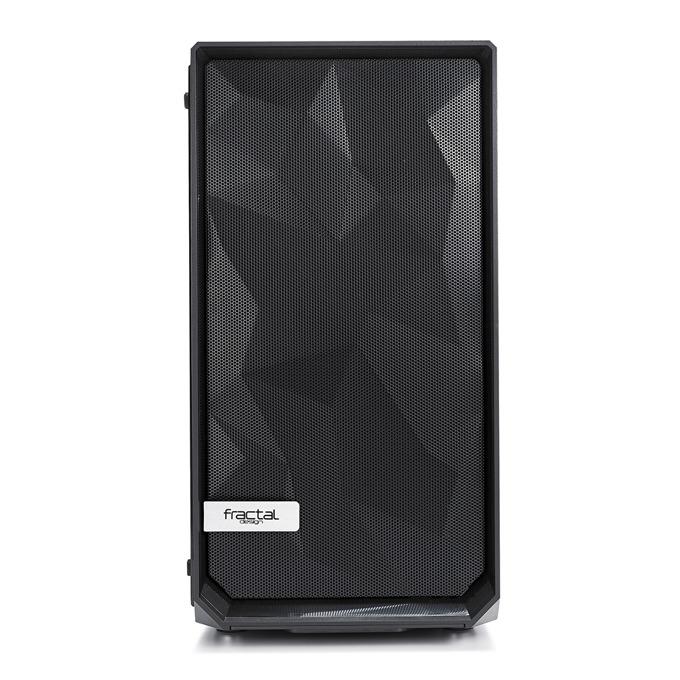 Кутия Fractal Design Meshify C Mini Dark TG, Micro ATX/ITX, черна, без захранване image
