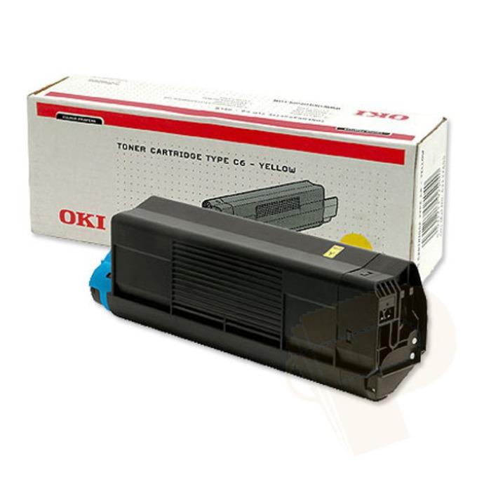 КАСЕТА ЗА OKI C 3100 - Yellow - P№ 42804513 product
