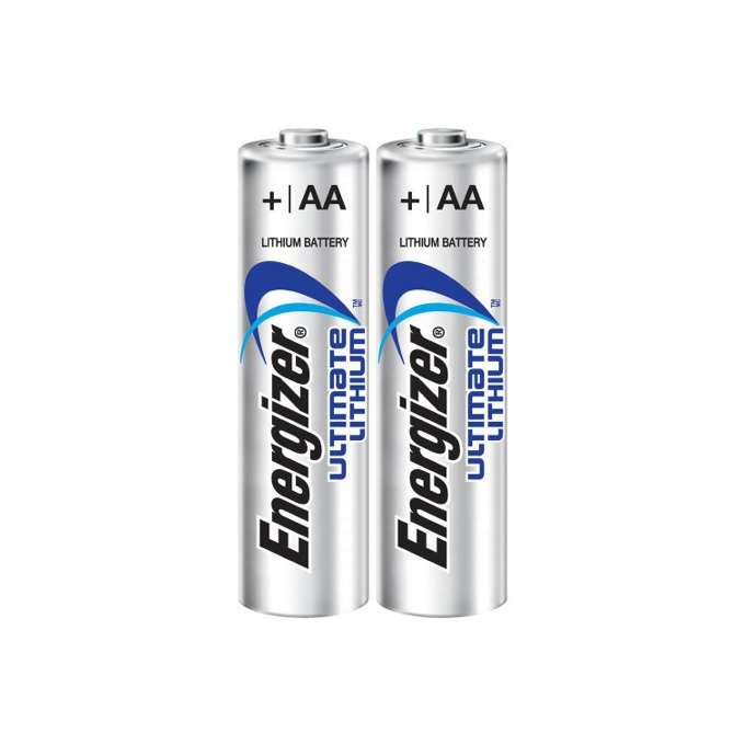 Батерия литиева Energizer Ultimate АА, 1.5V, 2 бр. image