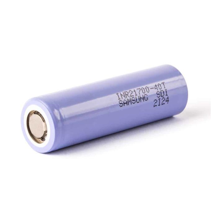 Акумулаторна батерия Samsung INR21700-40T, 4000mAh, Li-Ion, 3.7V, за електронна цигара image