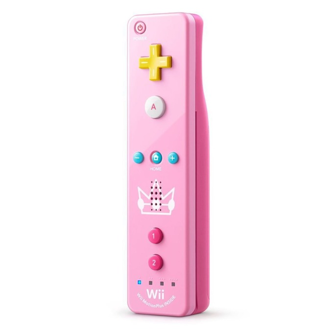 Контролер за Nintendo Wii U Plus - Peach Edition image