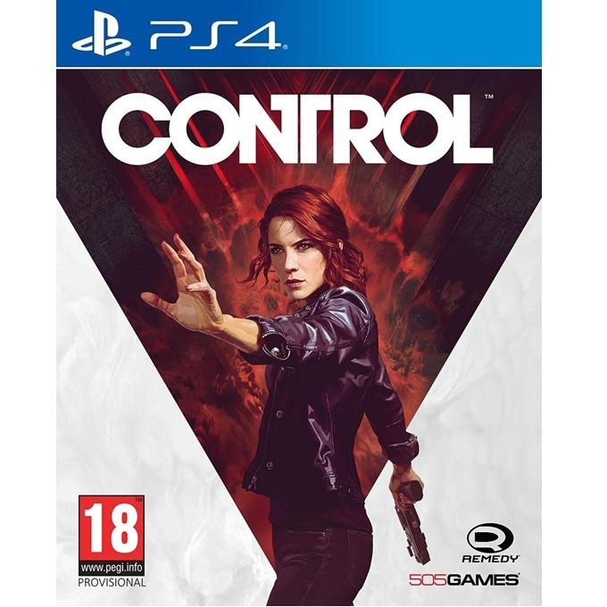 Игра за конзола Control, за PS4 image