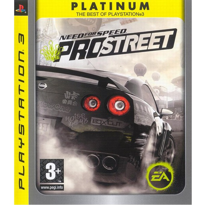 Need for Speed ProStreet - Platinum, за PlayStation 3 image