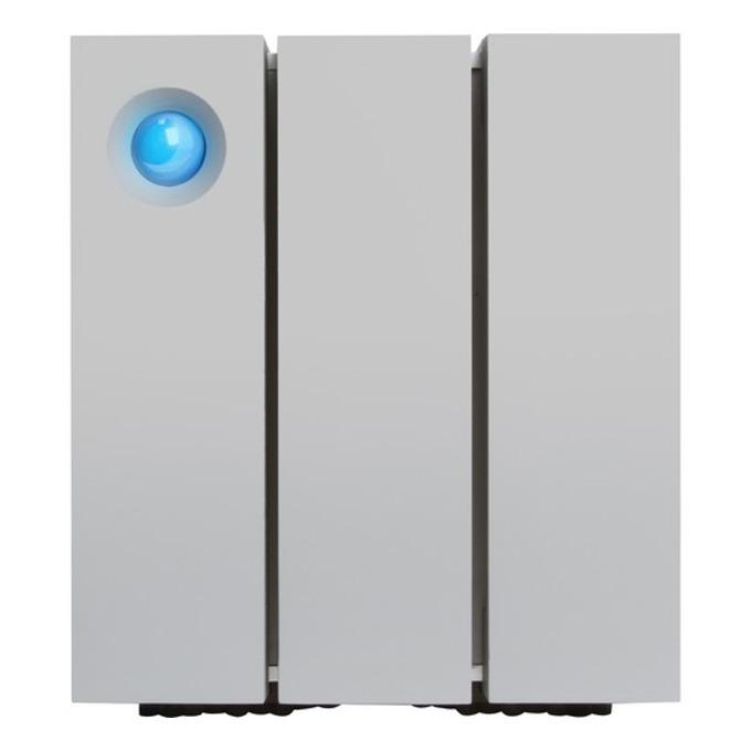 Твърд диск 12TB LaCie 2big (сребрист), външен, Thunderbolt 2, USB 3.0 image