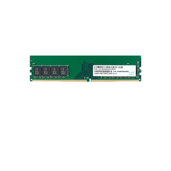 4GB DDR4 2400MHz, Apacer AU04GGB24CETBGH, 1.2V image