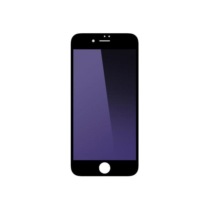 Протектор от закалено стъкло /Tempered Glass/ Remax Four Beasts, за Apple iPhone 7/8, смартфон, черен image