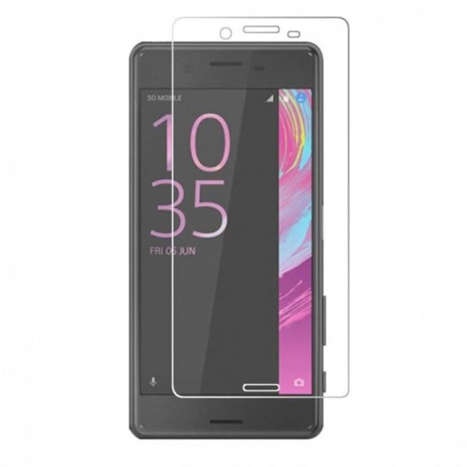 Протектор от закалено стъкло /Tempered Glass/ DeTech за Sony Xperia XA image