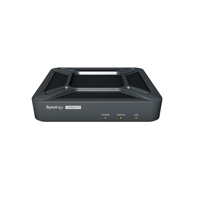 IP видеорекордер Synology VisualStation VS960HD, 96 канала, 1x LAN 10/100/1000Mbps, 1x USB 3.0, 2x USB 2.0, 2x HDMI, 1x VGA image