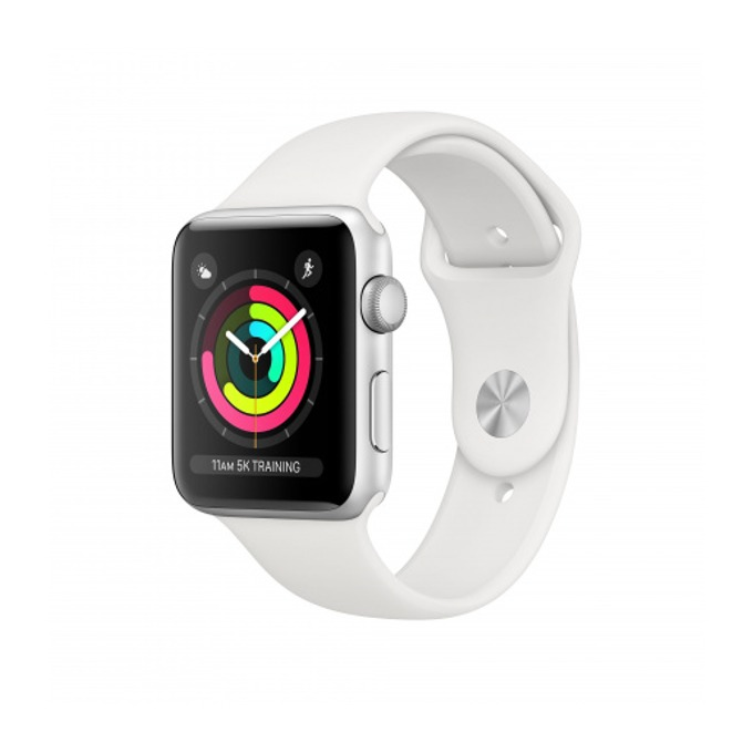 Apple Watch Series 3, 42mm Silver MTF22BS/A product