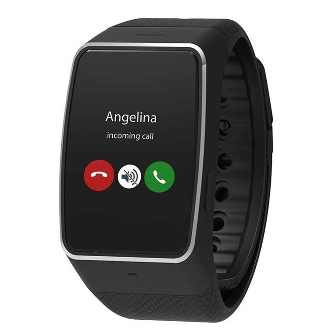 Смарт часовник MyKronoz Zewatch 4, NFC, Bluetooth, 200mAh батерия, Android, iOS, черен image