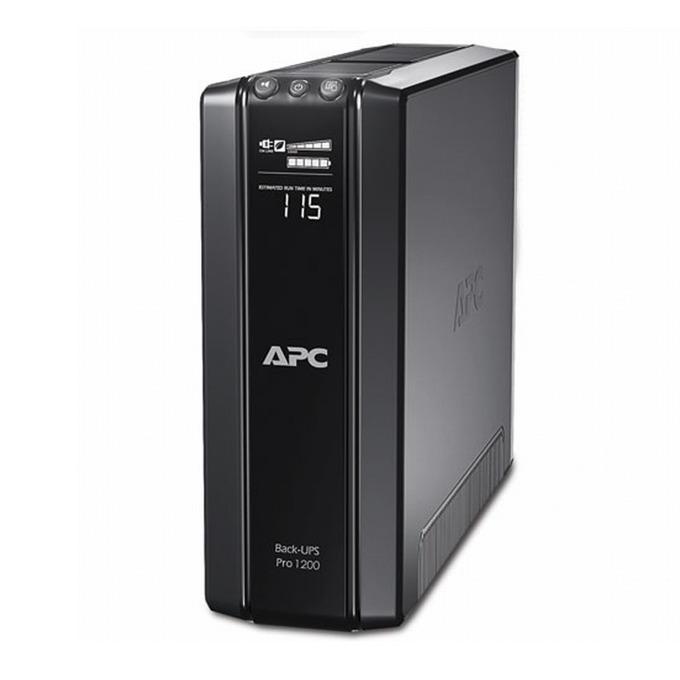 UPS APC Power-Saving Back-UPS Pro, 1200VA/720W, Line Interactive image
