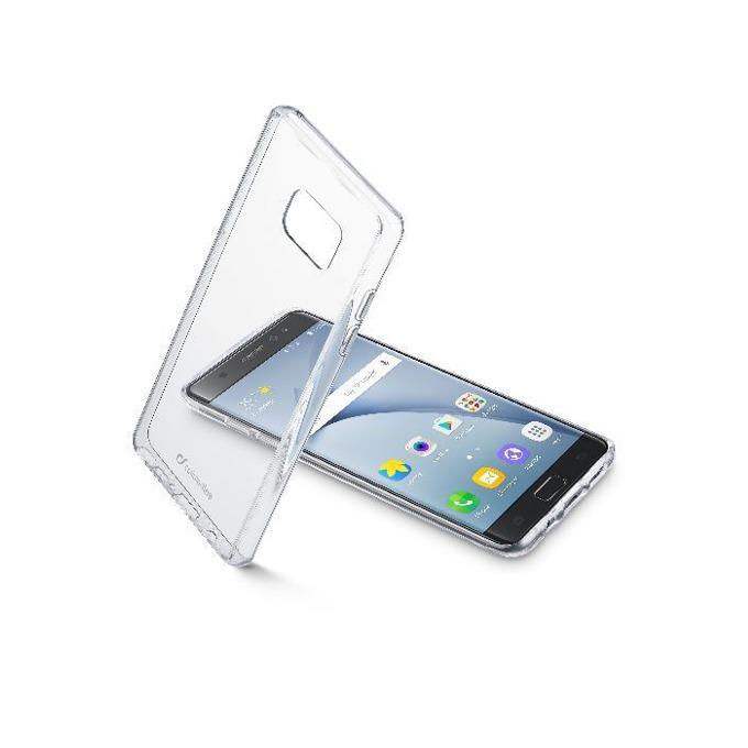 Страничен протектор с гръб Cellular Line за Samsung Galaxy Note 7, прозрачен image