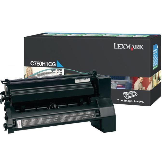 КАСЕТА ЗА LEXMARK C 780/782/X782 - Black - Return program cartridge - P№ C780H1KG - заб.: 10000k image